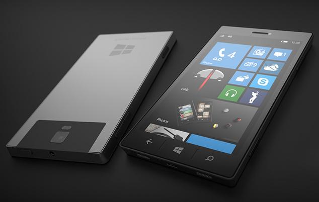 Microsoft Surface : Smartphone