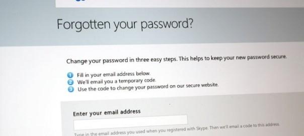 Skype : Correction de la faille de sécurité des mots de passe