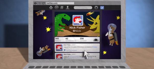 Twitter : Nouveaux profils déployés globalement
