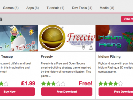 Raspberry Pi - App Store