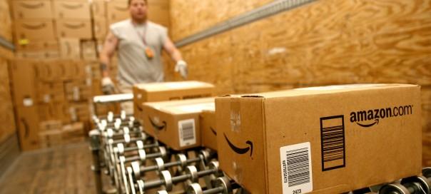 Amazon : Livraison le dimanche aux USA & Londres