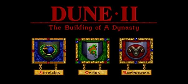 Dune II : Le jeu mythique gratuit sur internet