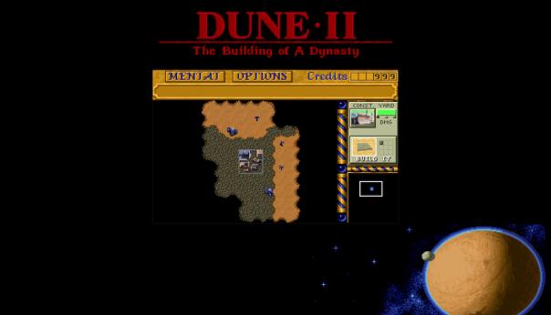 Dune II : Atréides - Mission