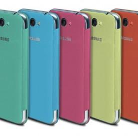 Samsung Flip Cover : Disponible pour les Galaxy S3 et Note 2