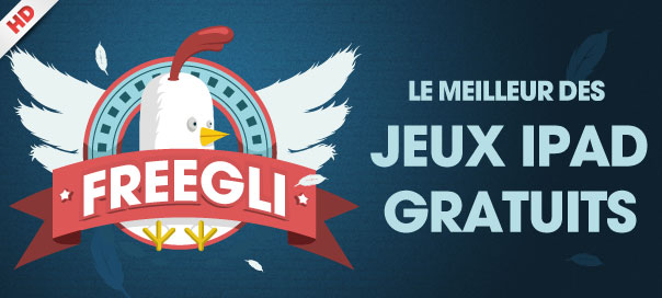Freegli : Logo Jeux iPad gratuits