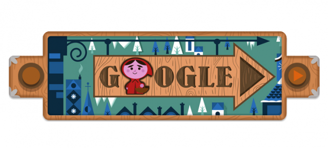 Google : Doodle Contes de Grimm