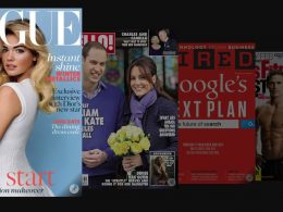 Google Play : Magazines
