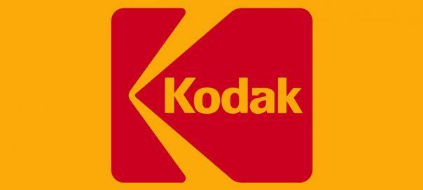 Kodak : 1 100 brevets rachetés par Google & Apple