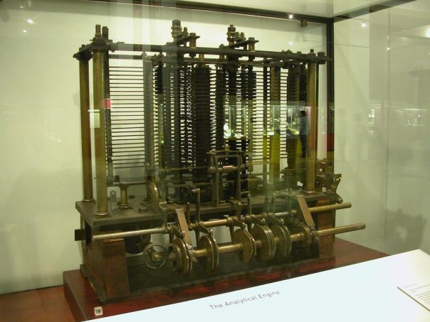 Machine Analytique de Charles Babbage