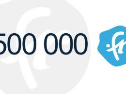 Nom de domaine .fr : 2.5 millions