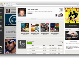 Nouveau Spotify