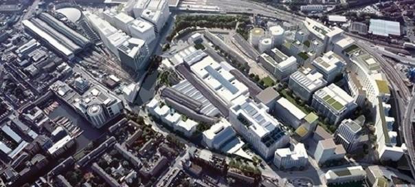 Google : Un nouveau quartier général à Londres