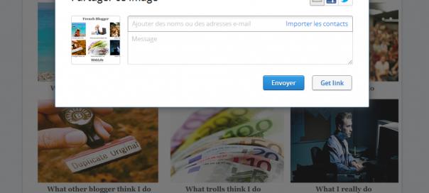 Dropbox : Aperçu et partage social des documents
