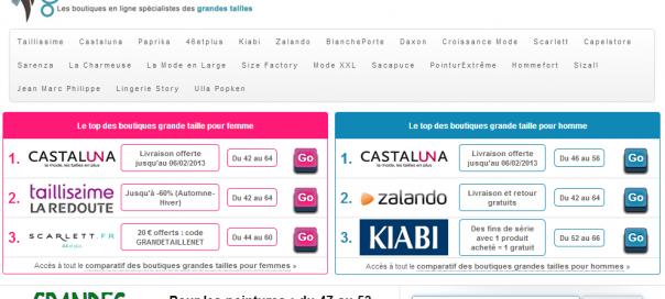 Solde : Le business des sites pour grandes tailles