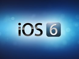 iOS 6