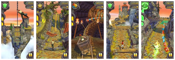 Temple Run 2 : Demo