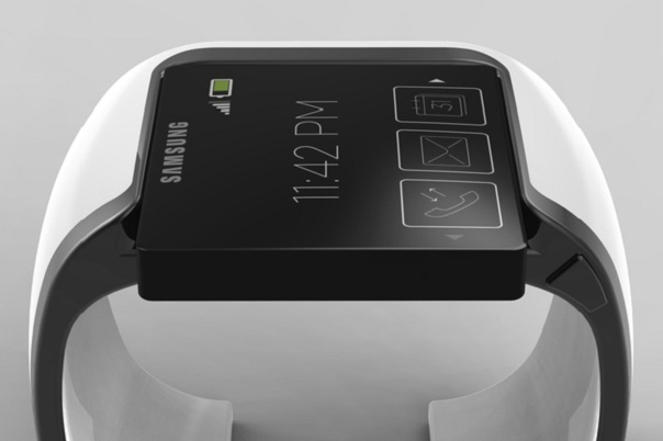 Concept Galaxy Watch