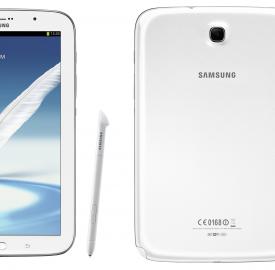 Galaxy Note 8.0 : La nouvelle tablette de Samsung dévoilée