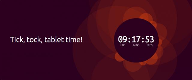 Canonical : Tablette tactile sous Ubuntu