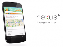 Google Nexus 4 & Google Now