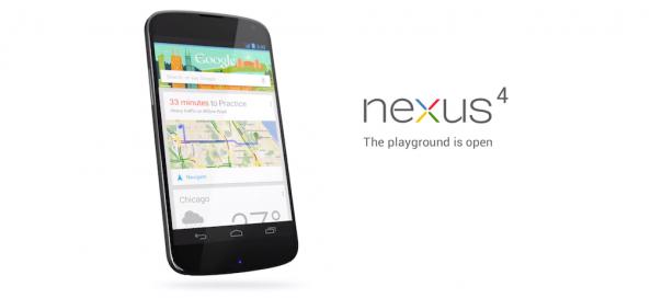 Google : Nexus 4 & Google Now en publicité