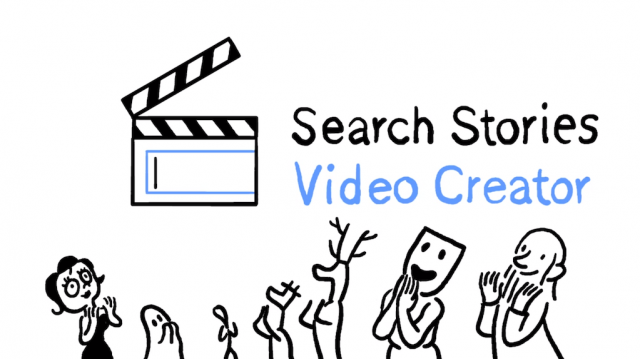 Google Search Stories Video Creator