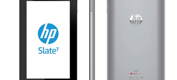 HP Slate 7 : La tablette tactile à 169.99 dollars