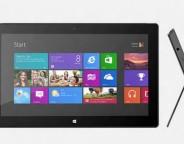 Surface Pro : Lancement et rupture de stock !