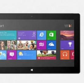 Microsoft Surface Pro : Une version de 256 Go pour les USA