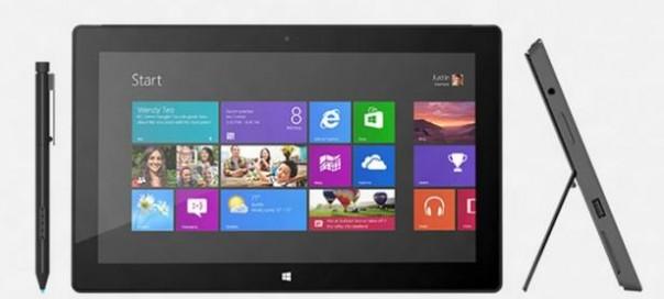 Microsoft Surface : Troquez votre iPad contre 200 dollars