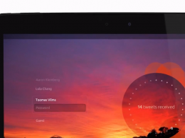 Ubuntu pour tablettes tactiles