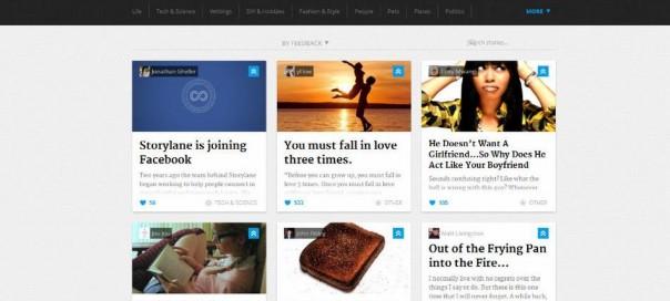 Facebook : Rachat de Storylane en vue de concurrencer Tumblr