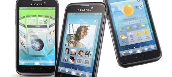 Alcatel One Touch 995 Ultra : Test du smartphone Android