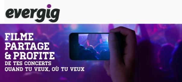 Evergig : La vidéo collaborative en plein essor
