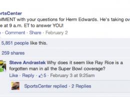 Facebook : Commentaires imbriqués & classés par engagement