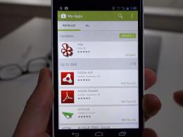 Google Play Store 4