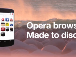 Opera pour Android
