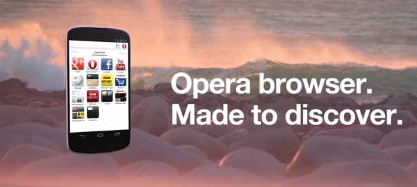 Opera : Android bénéficie déjà de WebKit & V8