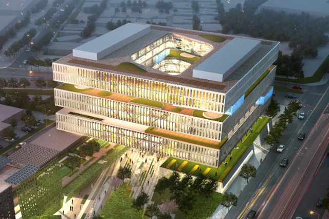 Samsung : Campus dans la Silicon Valley