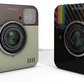 Instagram : Socialmatic, l'appareil photo instantané Polaroid