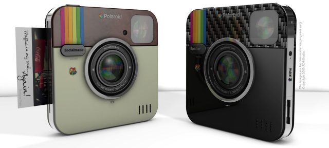 Socialmatic : Appareil photo Polaroid & Instagram