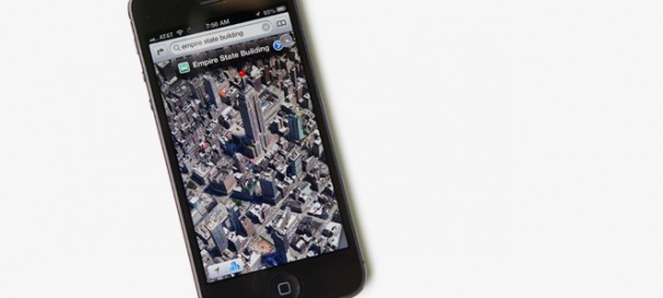Apple : Vers un concurrent de Street View ?