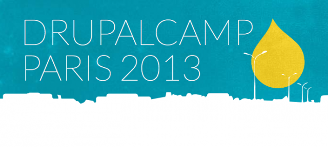 Drupalcamp Paris 2013
