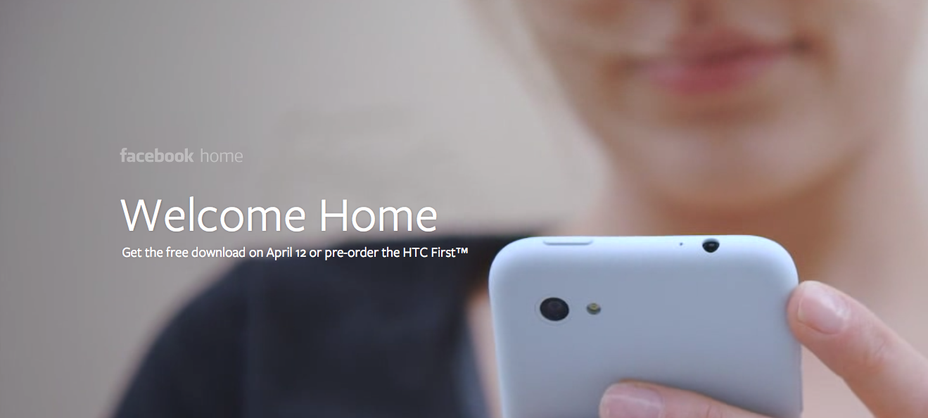 Facebook Home : L'application mobile Android en détails