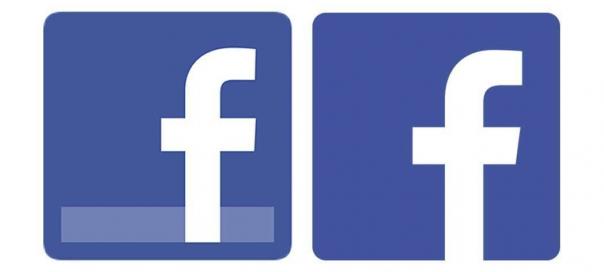 Facebook : Changement du logo du réseau social