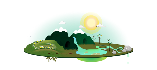 Google : Journée mondiale de la Terre en doodle animé