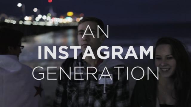 Génération Instagram