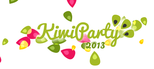 Logo Kiwi Party 2013