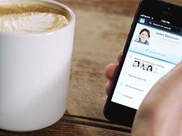 LinkedIn : Application mobile