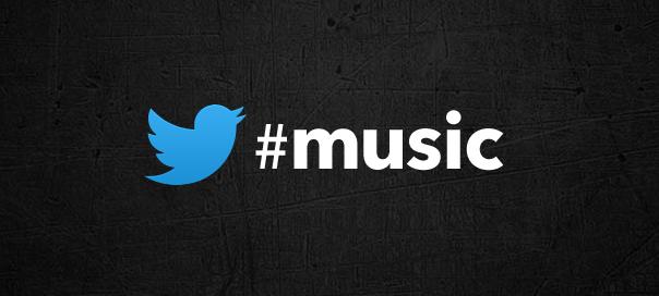 Twitter Music : Disponibilité du service aujourd'hui même ?